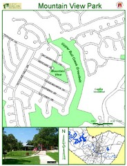 Mountain View Park Map