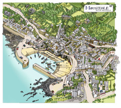 Mousehole map