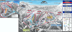 Mt. Baker Ski Trail Map