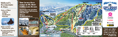 Mt. Hood SkiBowl Ski Trail Map