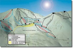 Mt. Lyford Ski Trail Map