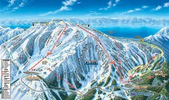 Mt. Rose Ski Trail Map