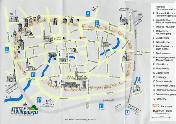 fullsize muhlhausen city map