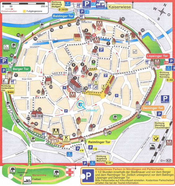real life map collection mappery – Milan Tourist Map