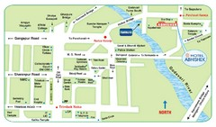 Nashik Tourist Map