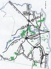 Nashua Parks Map
