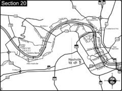 Image Result For Nashville Tn City Map