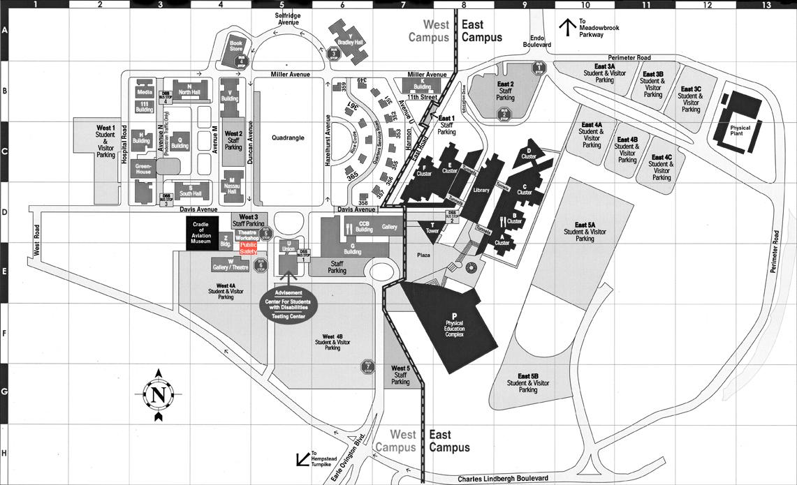 sitemap schools Nassau CC