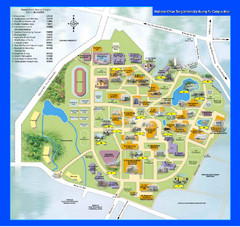 National Chiao Tung University Kuang-Fu Map