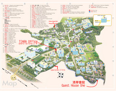 National Tsing Hua University Map