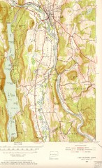 New Milford, Connecticut Map