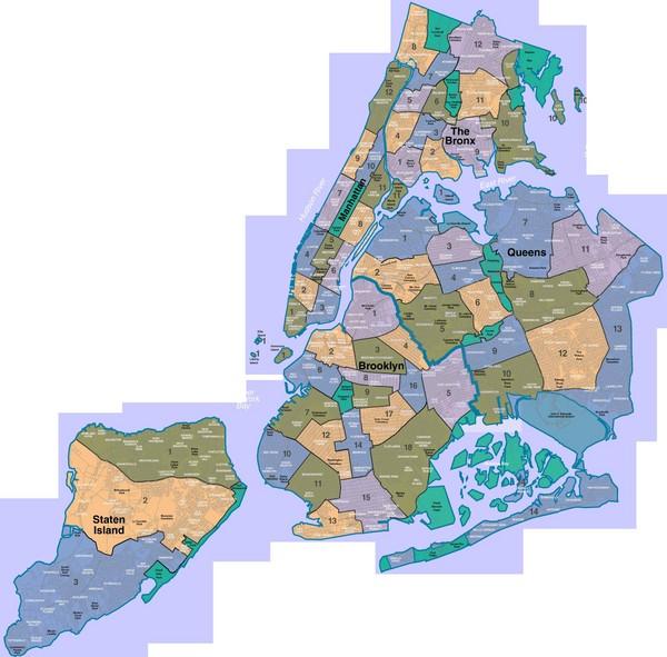 Neighborhoods In New York