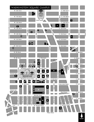 New York University Map