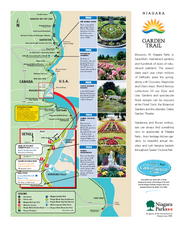 Niagara Garden Trail Map