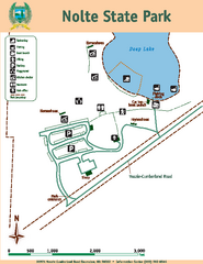 Nolte State Park Map