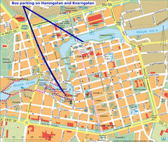 Norrkoping City Map
