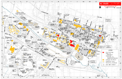 North Carolina State University at Raleigh Map