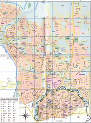 North Nicosia City Map