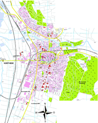 Northeim Map