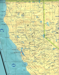 Northern California Map