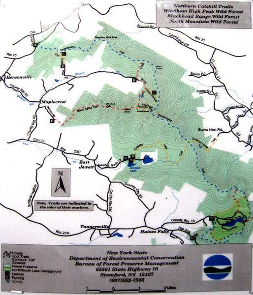 Northern Catskill Trail Map - East Jewett New York • mappery on catskill albany map, catskill mt map, catskill ski resorts map, catskill ski areas map, catskill rail trail, catskill ny map, catskill escarpment, catskill scenic trail, catskill forest map, catskill park new york, village of catskill map, catskill state park map, catskill park waterfalls map, catskill high peaks map, catskill mountains, catskill forest preserve, catskill topographic map,