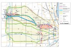 Northern Illinois University Map Dekalb Illinois Mappery