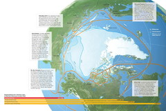 Northwest Passage Map