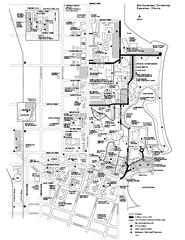 Northwestern University Map
