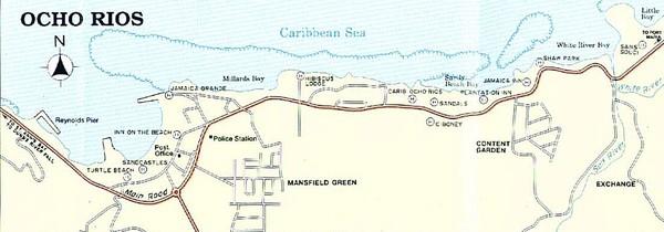Ocho Rios rod Map mappery