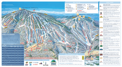 Okemo Ski Trail Map