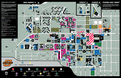 Oklahoma State University Map