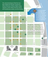 Portland Neighborhood Map - Portland Oregon • mappery