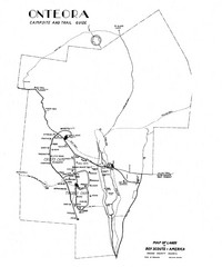 Onteora District Map