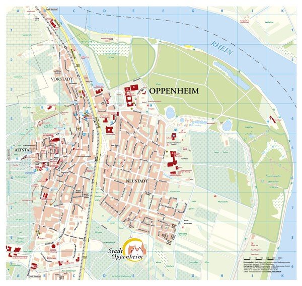 Oppenheim Map
