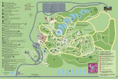 Oregon Garden Map