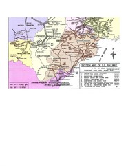 Orissa Railway Map