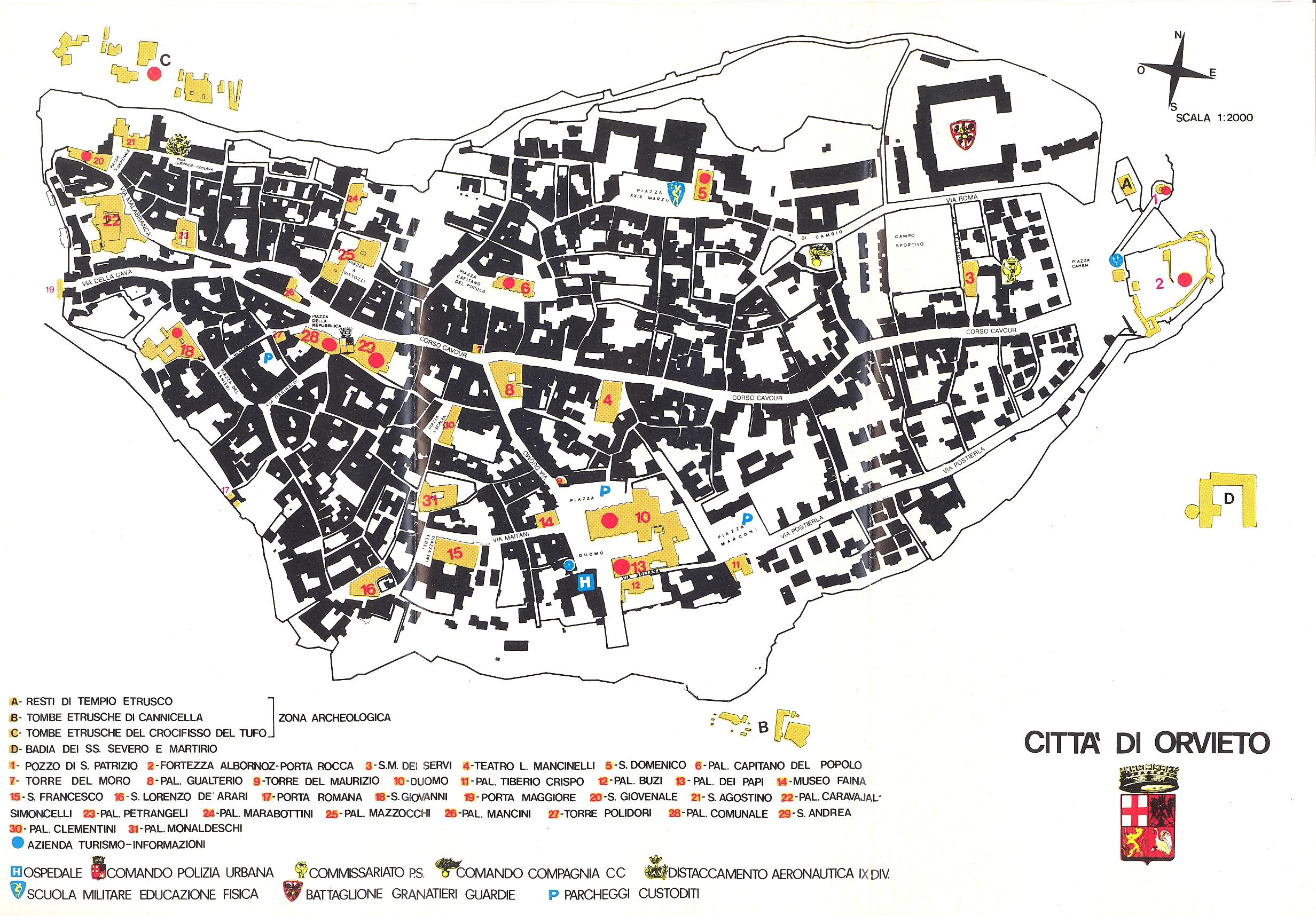 orvieto city in italy - photo #32