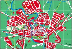 Otterndorf Map