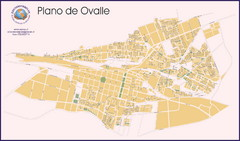 Ovalle Map