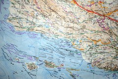Oxnard California Fault Lines Map