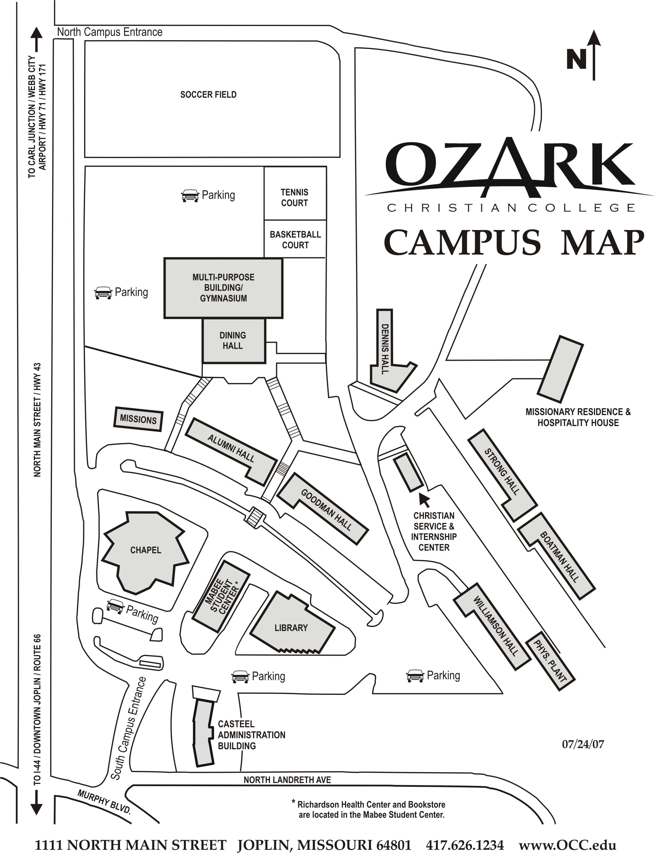 occ map campus with Ozark Christian College Map on Syracuse University C us Map also First Look At The Crystal Cathedrals Massive Catholic Makeover in addition Binghamton University College 13 likewise Orangecoast in addition University Of Illinois Hospital Chicago 6430553.