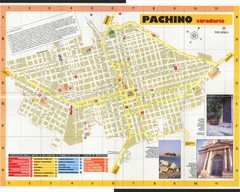 Pachino Street Map