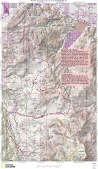 Palm Canyon Epic Trail Map