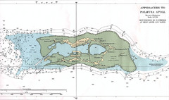 Palmyra atoll Map