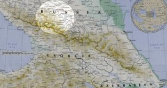 Partial Caucasus Region Map