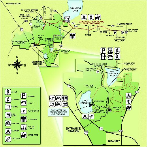 Prairie Preserve State Park Prairie State Preserve Map