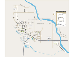 Pemberton Town Map