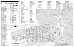 Penn State - University Park Campus Map