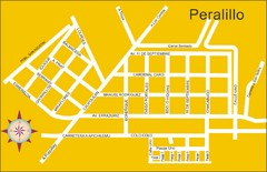 Peralillo Map