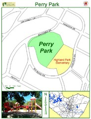 Perry Park Map